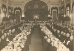 1928 : Banquet dans la salle des fêtes
