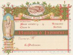 Date inconnue : Bulletin d'honneur