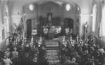 1942 : Communions dans la chapelle