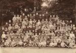 1898 : Élèves et abbés
