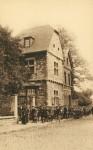 1933 : Entrée dans le parc de Saint-Fiacre par la rue Léanne