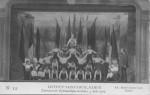 03 août 1907 : Exercices des gymnastique suédoise