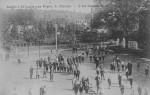 1908 : La grande cour