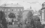 1910 : Quartier des classes