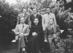 1954 : Le groupe des instituteurs