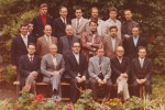 1974 : Le groupe des instituteurs