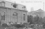 Date inconnue : Le jardin près de la salle des fêtes