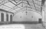 1900 : La salle vitrée