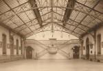 1930 : La salle vitrée