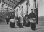 1953 : Visite du nonce apostolique, Mgr Cento