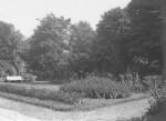 Date inconnue : Vue du jardin