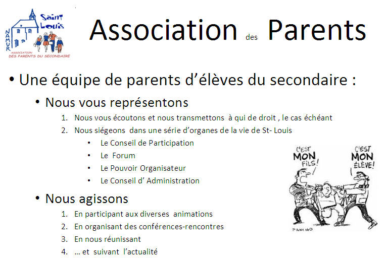 Association des Parents